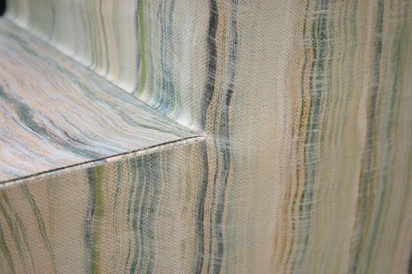 Luxy McKenzie - Loos House - Olieverf op doek op hout (detail)