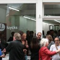 René Korten(1957)kwam hier al een aantal keer voorbij. Afgelopen zaterdag opende een kleine tentoonstelling bij Luycks Gallery als een voorbeschouwing op zijn tentoonstelling in de projectruimte van De Pont die […]