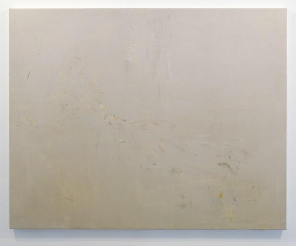Maaike Schoorel - Odalisque in Grey - 140x175cm Olieverf op canvas