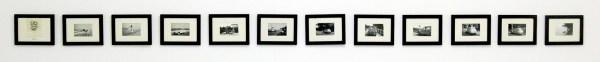 Marinus Boezem - The Piss Project - 7x10cm Fotoreeks van 12, 1969