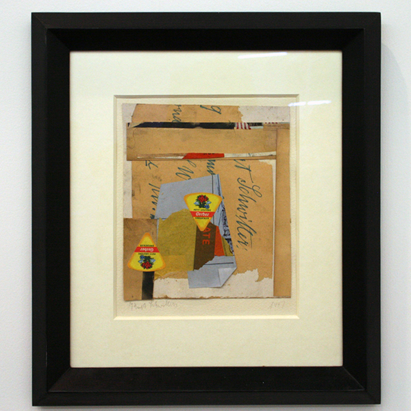 Marlborough Fine Art - Kurt Schwitters