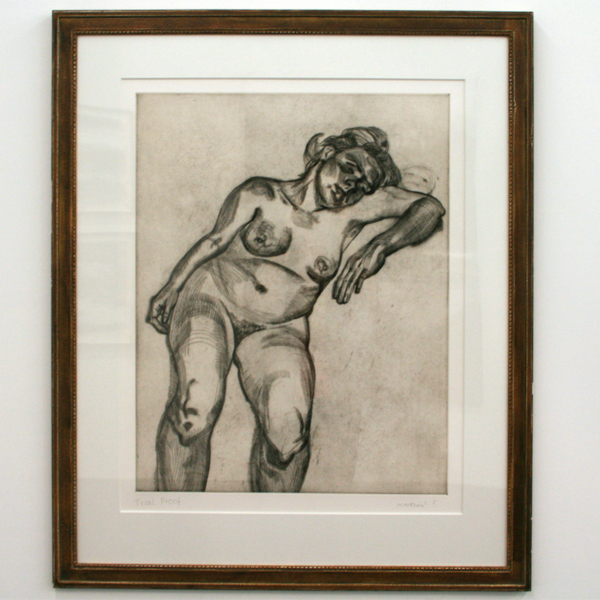 Marlborough - Lucian Freud
