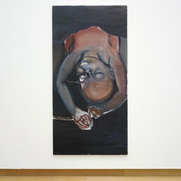 Marlene Dumas - Reinhardt Daughter - Olieverf op doek, 1994