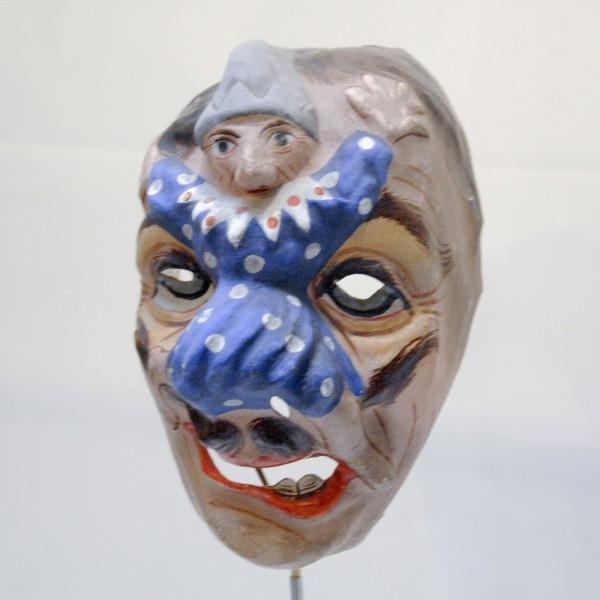 Masker uit atelier James Ensor