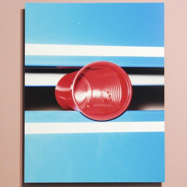 Maurice van Es - Untitled (yes) - C-print op dibond (oplage 3) €1200,-