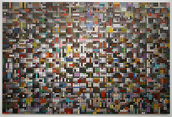 Max Wigram Gallery - Luiz Zerbini