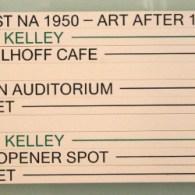 """Morgen opent het Stedelijk met het retrospectief vanMike Kelley (1954-2012), volgens het museum """"een van de meest invloedrijke kunstenaars van zijn generatie"""". Of hij daadwerkelijk zoveel invloed heeft gehad weet […]"""