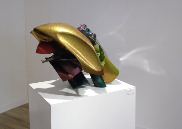 Mnuchin Gallery - John Chamberlain