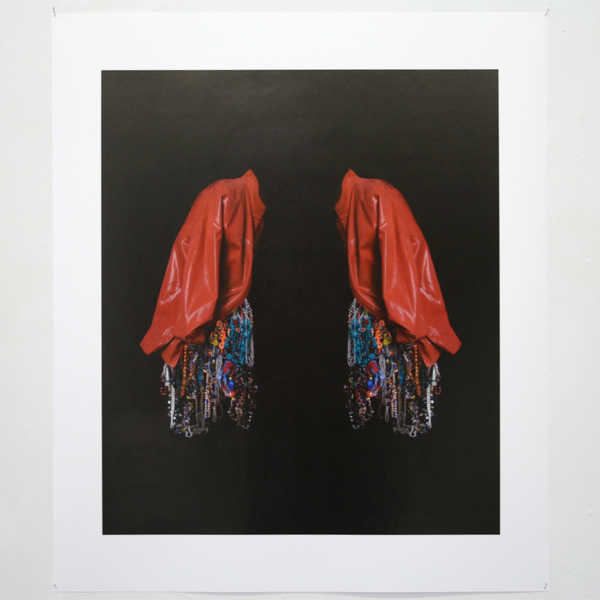Monica Ragazzini - Anime - 65x55cm Pigment print