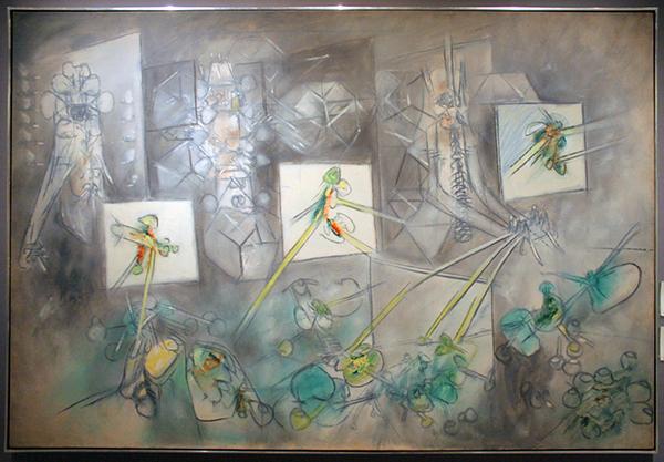 Montgomery Gallery - Roberto Matta