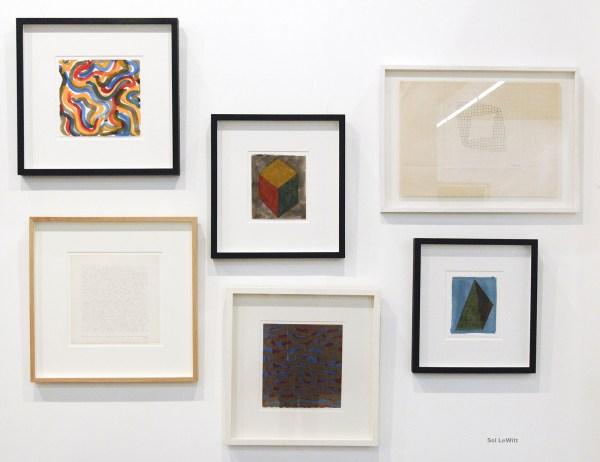 Mulier Mulier Gallery - Sol LeWitt