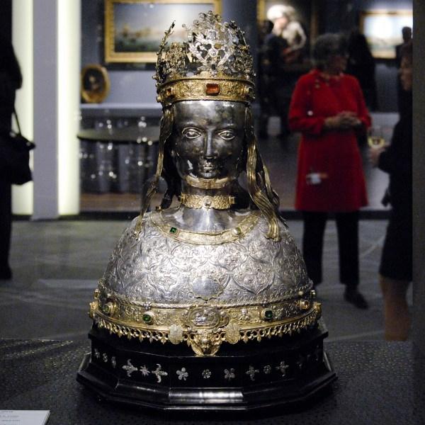 Neuse Galerie - Reliekbuste van Sint Ursula