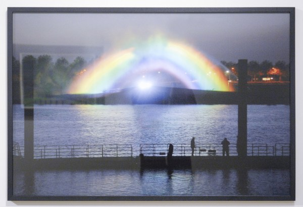 Nicky Zwaan - Night Rainbow - Print
