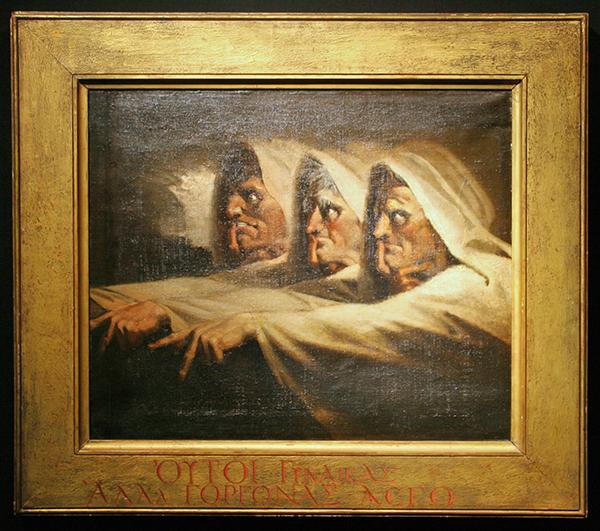 Noortman - Johan Heinrich Fuseli