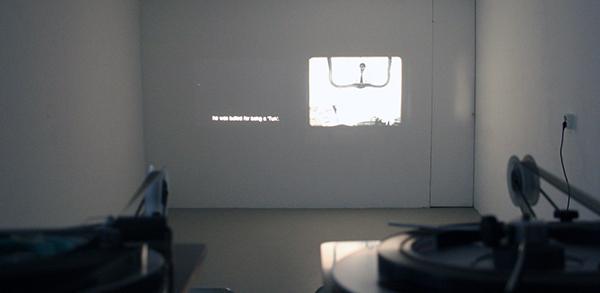 Pablo Pijnappel - Sebastian - 13,00minuten Dubbele 16mm projectie