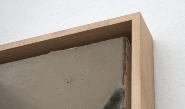 Pere Llobera - Zonder Titel - 150x170cm Olieverf op doek (detail)