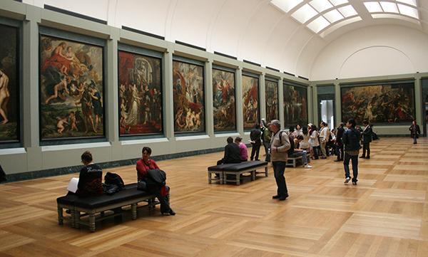 Peter Paul Rubens (de Galerie de Medici