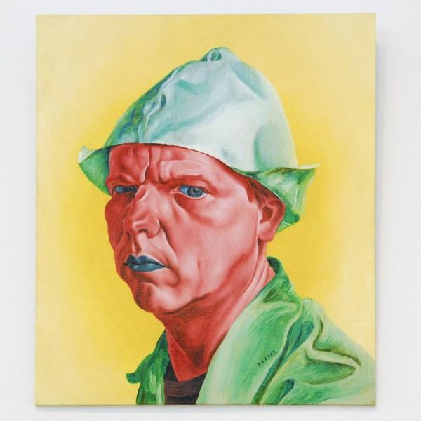 Philip Akkerman - Zonder Titel - Olieverf op paneel, werken uit de periode 1989-2008