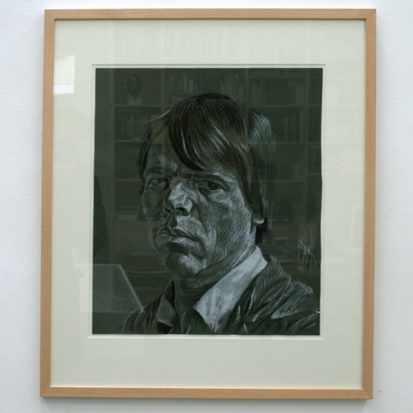 Philip Akkerman - nr 115 - 50x43cm Potlood, inkt en gouache op papier