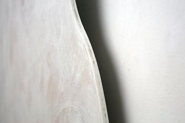 Piet Drikx - Zonder Titel (?) - 210x210cm Alkydverf op paneel (detail)