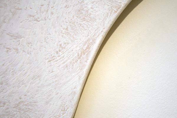 Piet Drikx - Zonder Titel (?) - 220x240cm Alkydverf op paneel (detail)