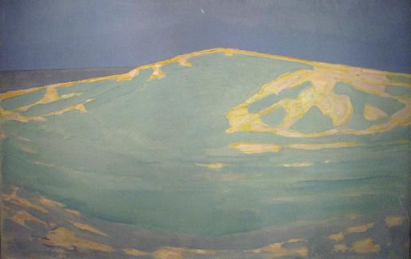 Piet Mondriaan - Duinen bij Domburg