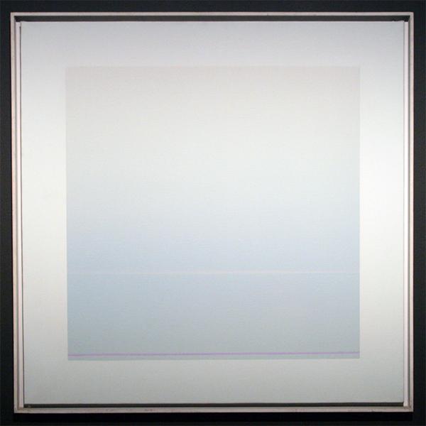 Piet Teraa - Zonder Titel - 90x90cm Acrylverf op doek