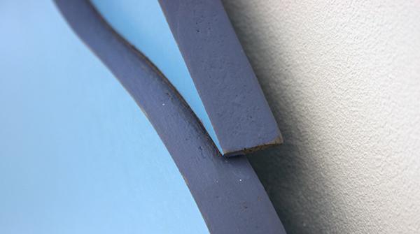 Pieter Engels - Prototype - 125x125cm Formica (kunststof) (detail)