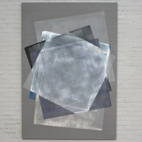 Pim Kersten - Untitled (Trying to find a circle in some squares) - Pigment, acrylbinder, acrylverf en spuitbus op canvas_3