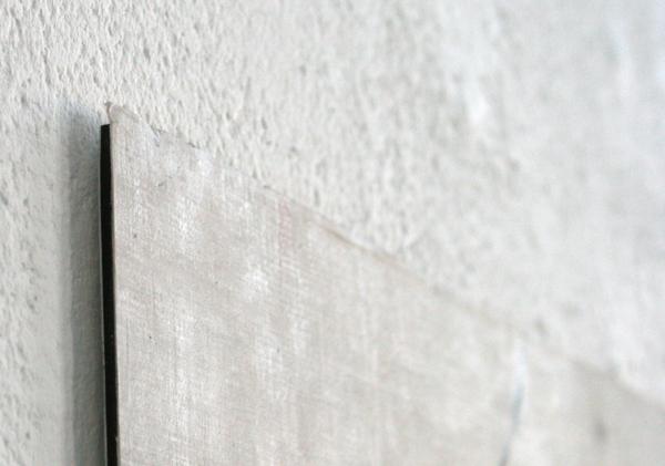Raaf van der Sman - Kitchen - Gemende techniek op papier op aluminium (detail)