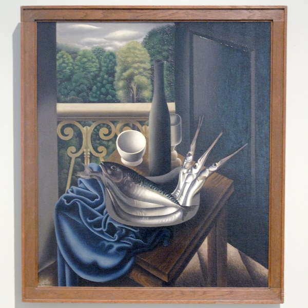 Raoul Hynckes - Stilleven met gepen - Olieverf op doek, 1931