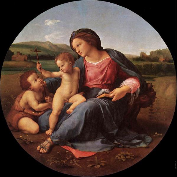 Raphael - Alba Madonna
