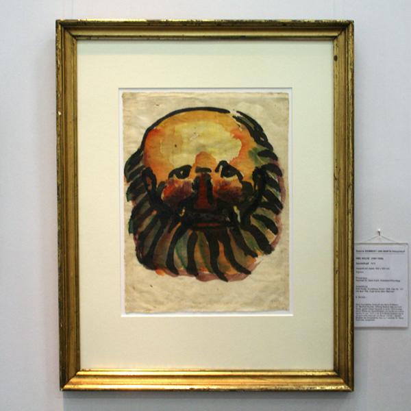Remmert und Barth Galerie- Emil Nolde
