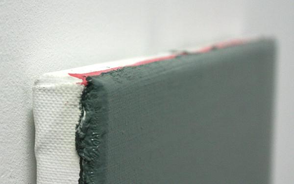 Rens Krikhaar - Davey Jones Locker - 40x30cm Olieverf op linnen (detail)