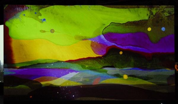 Ron Mandos Galerie - Jacco Olivier - Erosion - 2,05minuten HD animatie