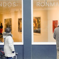 Gisteren opende bij Ron Mandos deel twee van de tentoonstelling vanRob Johannesma (1970) (met ingrepen door Dario D'Aronco (1980)) en de groepstentoonstelling op basis van het concept van toe-eigenen van […]