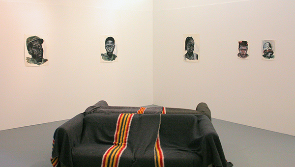 Ronald Ophuis - Diverse werken op papier