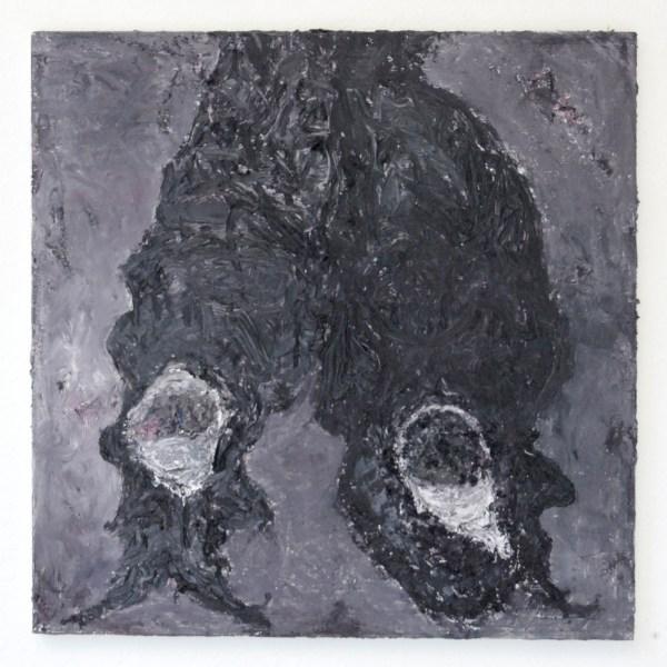 Ronald Zuurmond - Twins - 80x80cm Olieverf op doek
