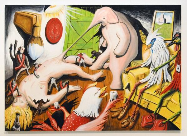 Sanaa Galerie - Paul Klemann