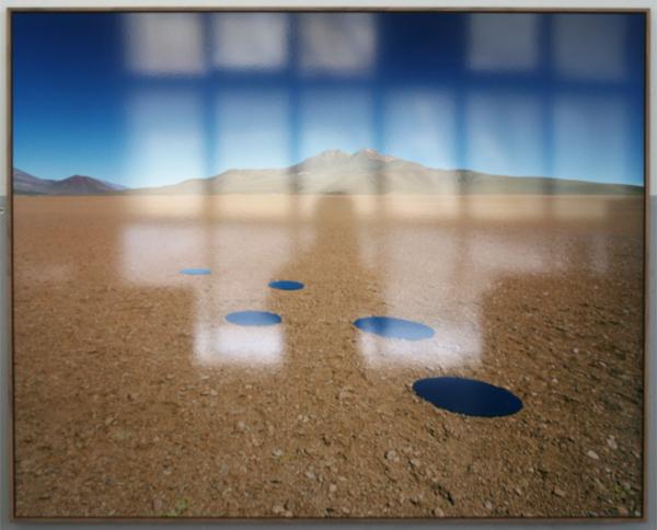 Scarlett Hooft Graafland - Mirrors - 100x125cm Foto