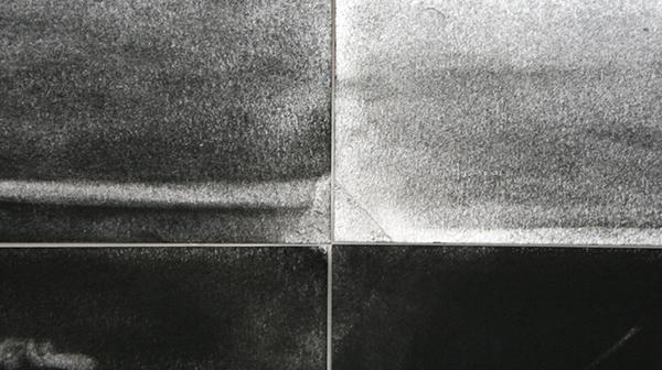 Sean Hannan - Waxcylinertwomen,jpg - 130x100cm Siberisch krijt op papier (detail)
