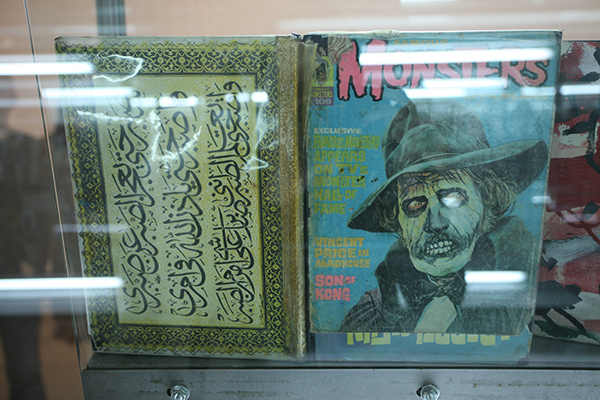 Shinro Ohtake, Scrapbook, mixed media artist book