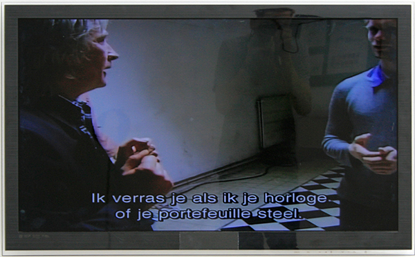 Sven Augustijnen - L 'ecole des Pickpockets - 48minuten Video