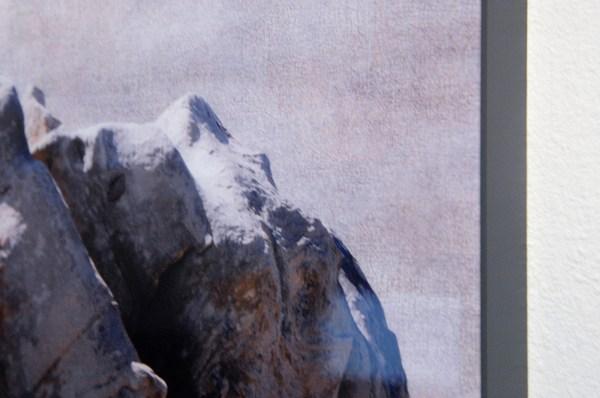 Tessa Verder - Day 12 - 45x57cm Foto collage op dibond (detail)