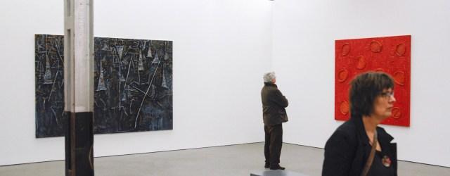 Al redelijk op leeftijd werkt Theo Kuijpers (1939) door aan een oeuvre waarvan enkel de recente werken op dit moment te zien zijn bij de Pont. Het doet me denken […]