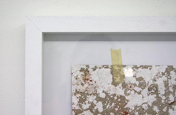 Ties ten Bosch - Out of the White Cube - 55x75cm, 105x75cm, 55x75cm (detail)