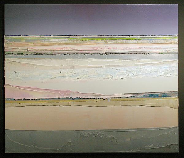 Toon Laurense - Zonder Titel - 140x120cm Olieverf op doek