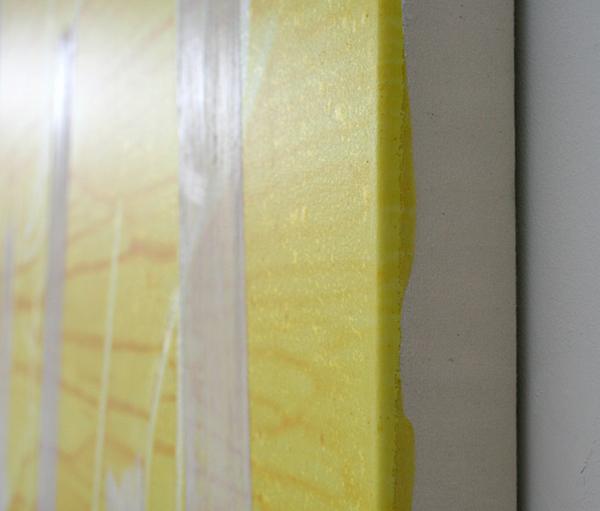 Toon Verhoef - Zonder Titel - 150x100cm Olieverf en acrylverf op doek (detail)
