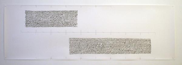 Toon van Borm - The Fields - Ikjet en inkt op fotopapier