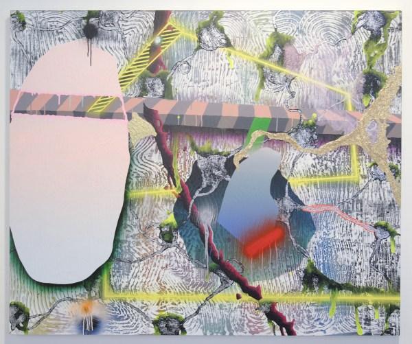 Triangle Bleu Galerie - Bernard Gilbert